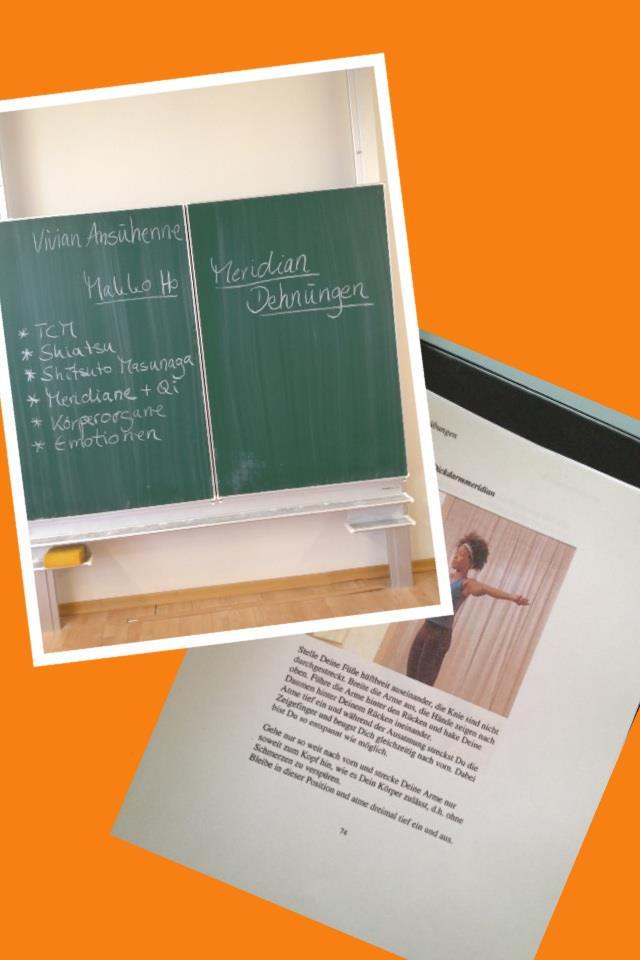 27.02.16 Abnehmen mit Meridianstretching – Workshop in Geesthacht